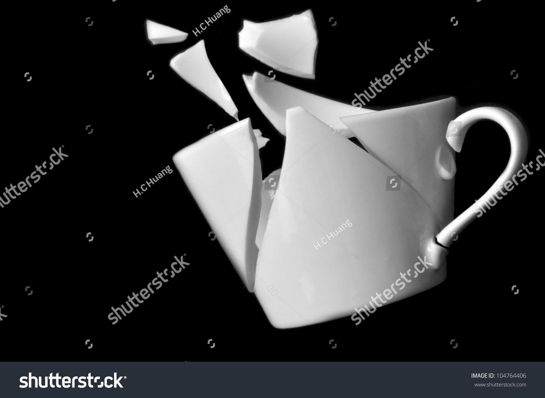 Image Gallery Broken Cup