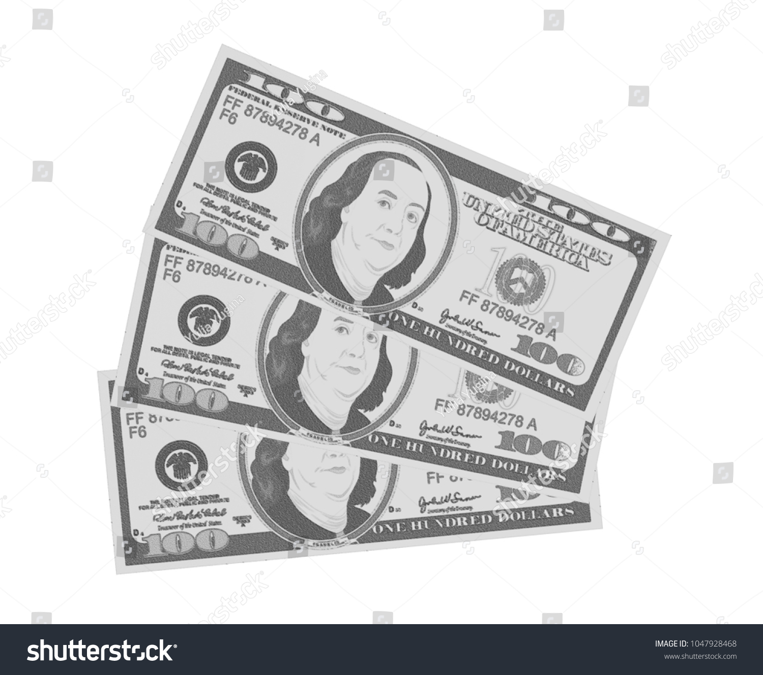 Magnificent Hundred Dollar Bill Template Pattern - Examples ...