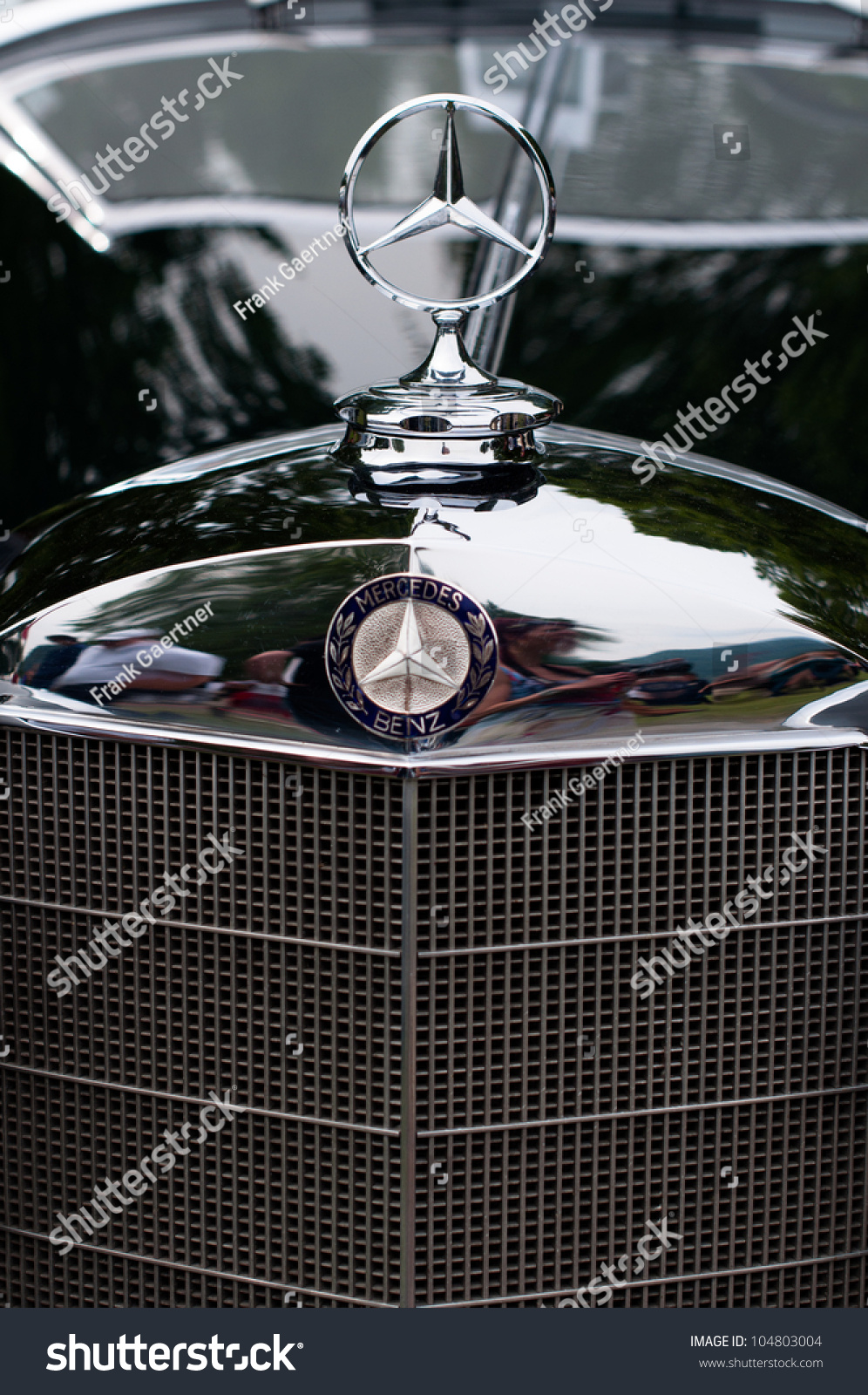 Cernobbio lake como may 27 mercedesbenz stock photo for Mercedes benz sign in