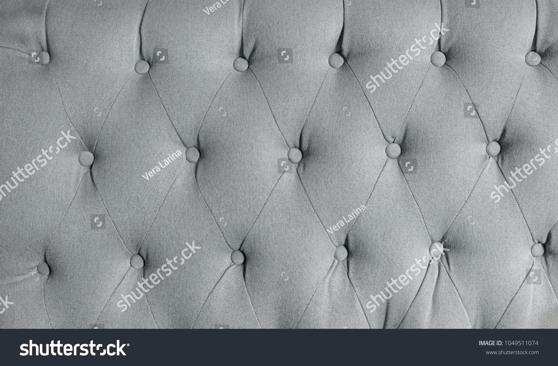Gray Blue Sofa Upholstery Upholstered Furniture Stock Photo Edit