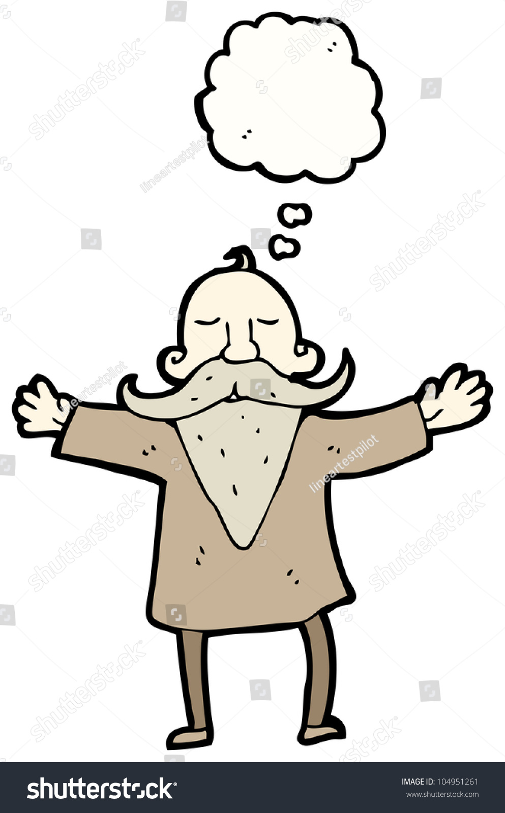 Wise Old Person Cartoon Related Keywords - Wise Old Person ...