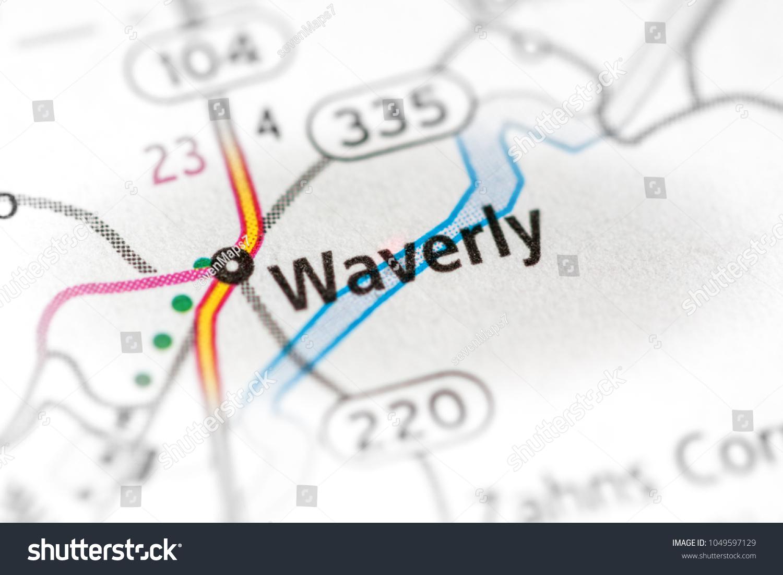 Waverly Ohio Usa Stock Photo Edit Now 1049597129 Shutterstock