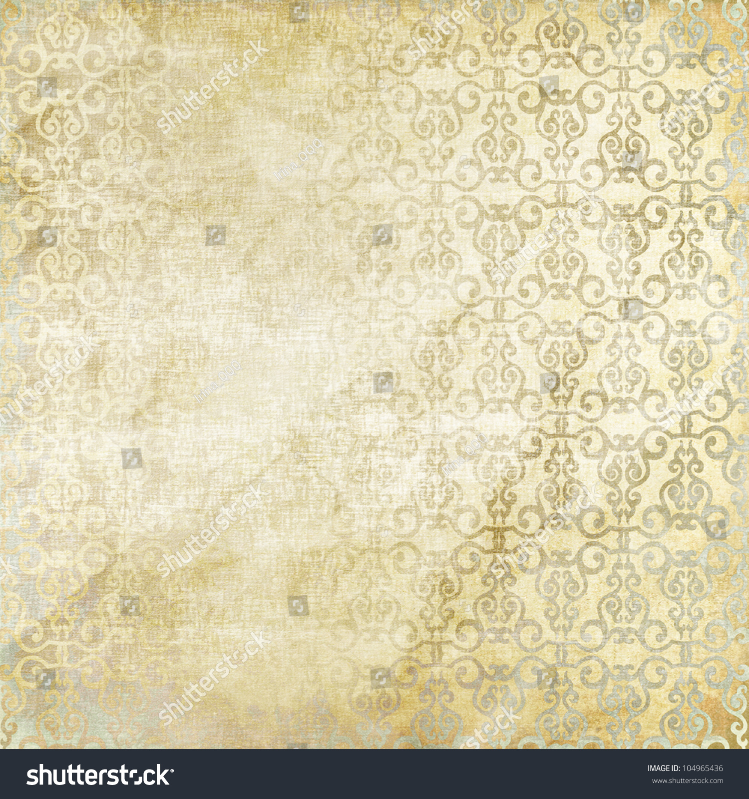 light gold vintage background - photo #5