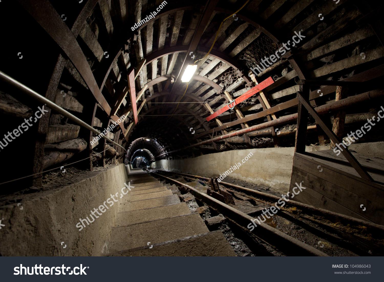 Modern Coal Mine Stock Photo 104986043 - Shutterstock