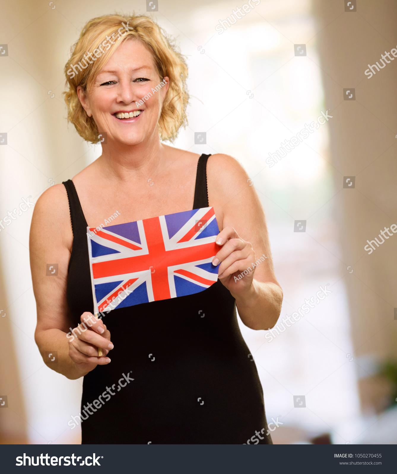 British mature photos