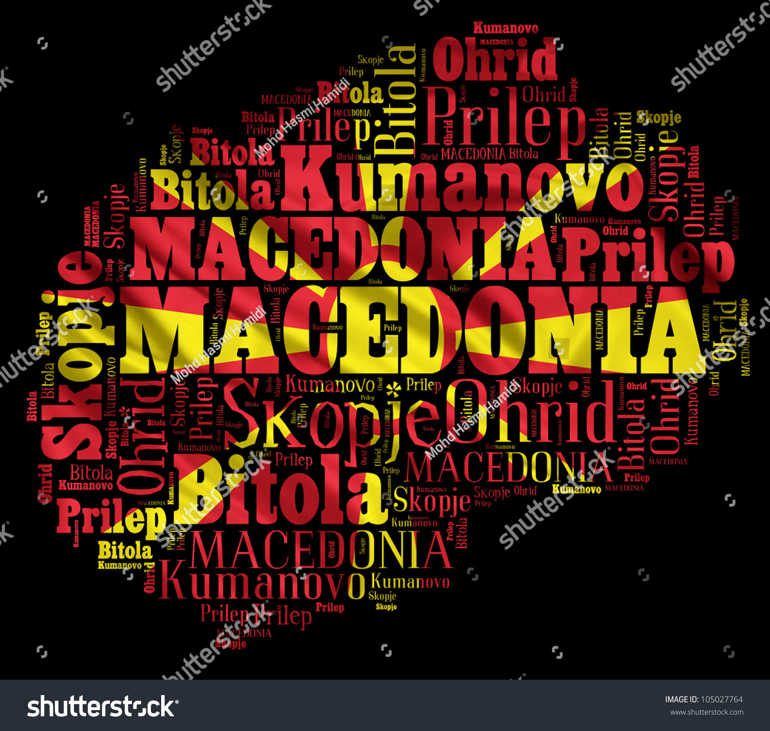 Macedonia map words cloud major cities stock illustration 105027764 macedonia map words cloud major cities stock illustration 105027764 shutterstock publicscrutiny Image collections