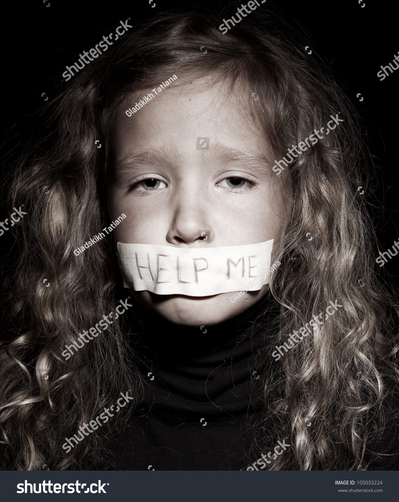 nudist child girls Little child with taped mouth, begging for help. Sad, abuse girl. Violence