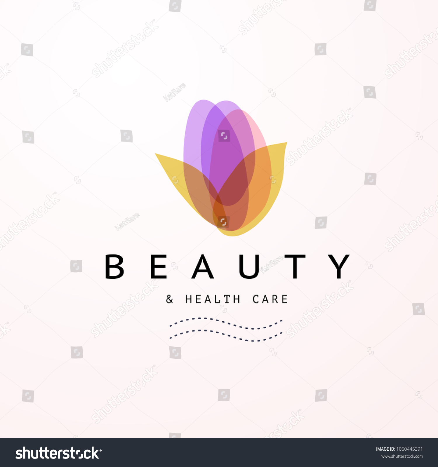 Transparent flower symbol beauty spa health stock illustration transparent flower symbol beauty spa and health care logo in light colors isolated izmirmasajfo