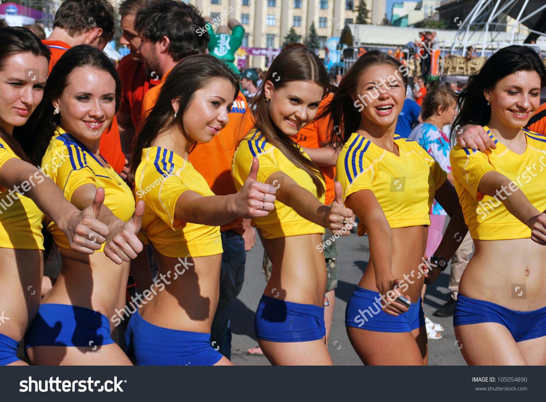 Women team in ukraine has