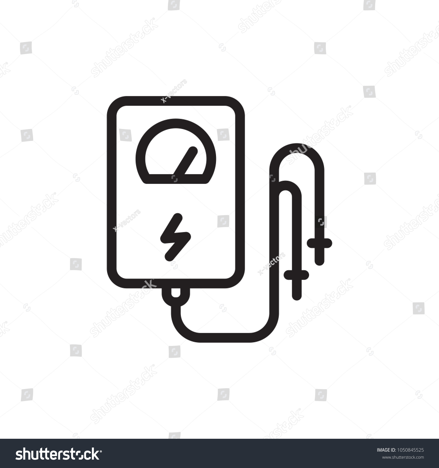 Großartig Voltmeter Symbole Zeitgenössisch - Elektrische Schaltplan ...