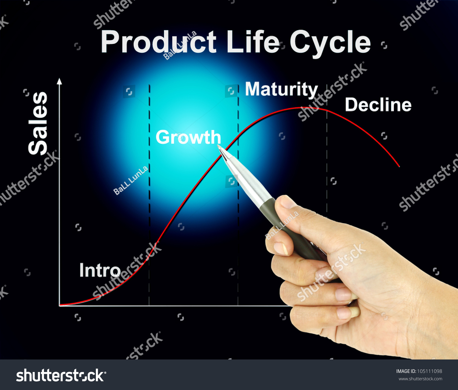 the product life cycle and product market expansion grid The product life cycle describes the period of time over which  mature firm a mature firm is a company that is well-established in its industry,.