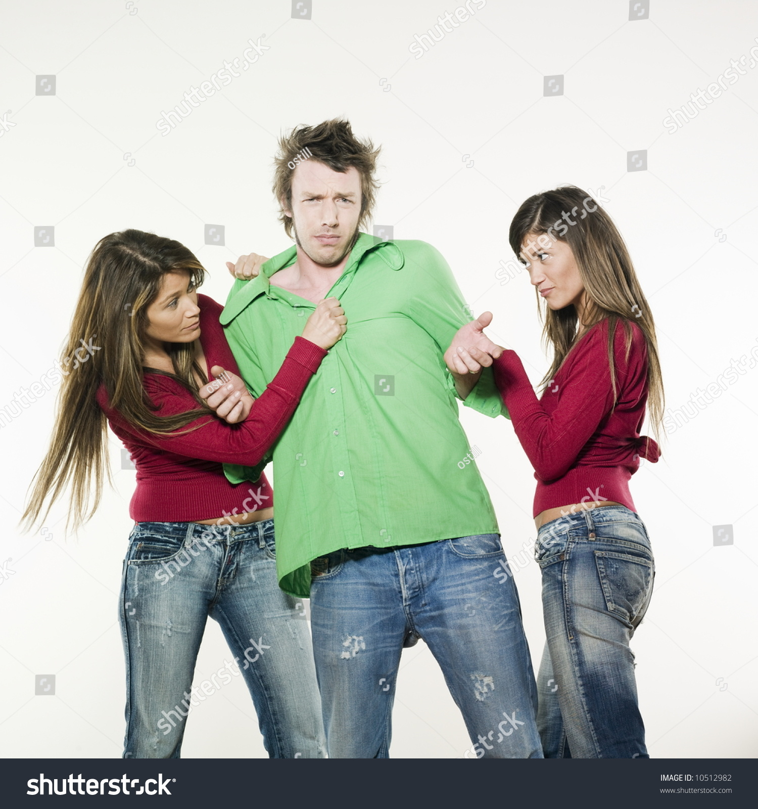 Man dating two sisters