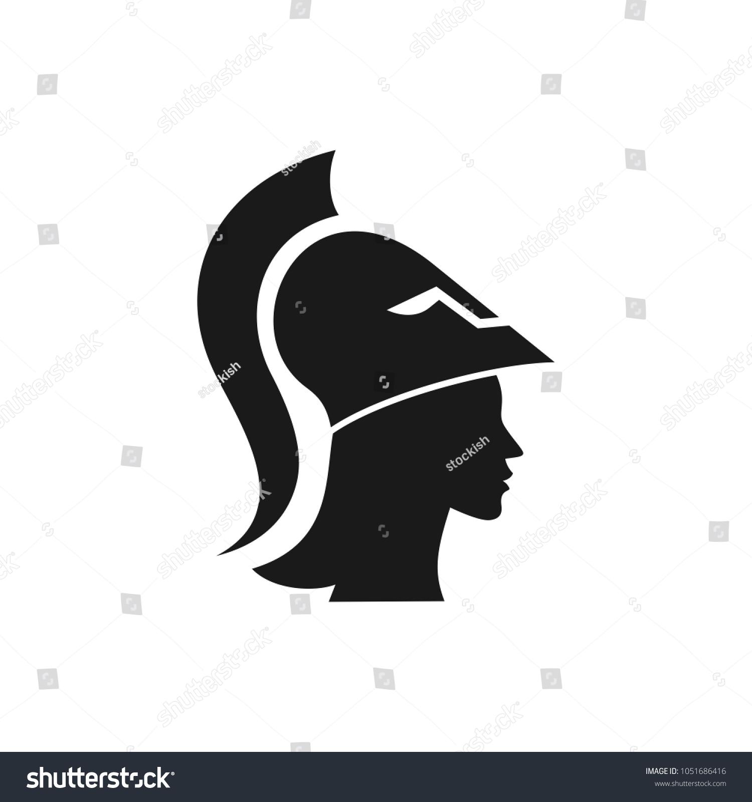 Athena symbol vector logo stock vector 1051686416 shutterstock athena symbol vector logo biocorpaavc Images