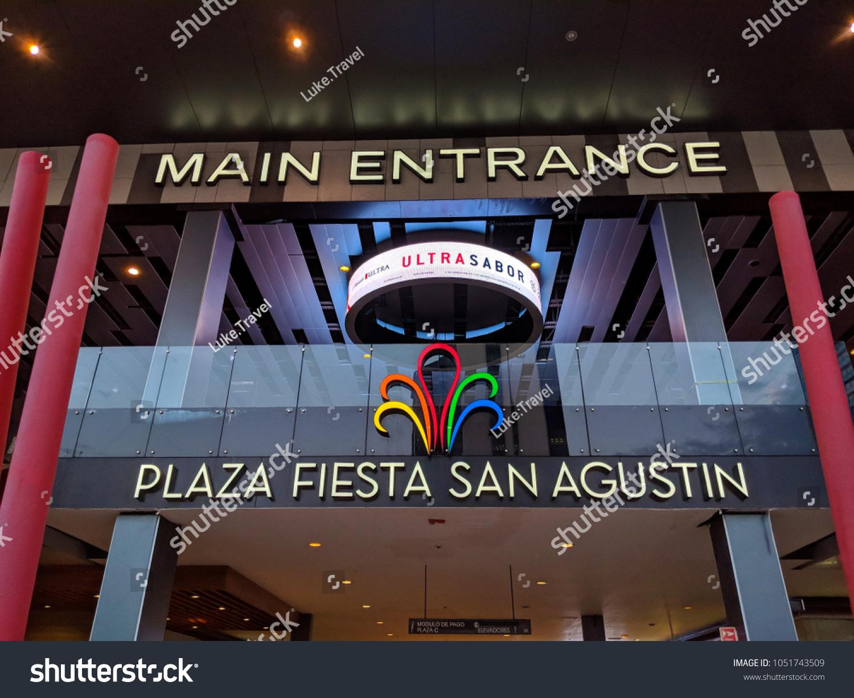 Monterrey Nuevo Leon Mexico March 22 Stock Photo Edit Now