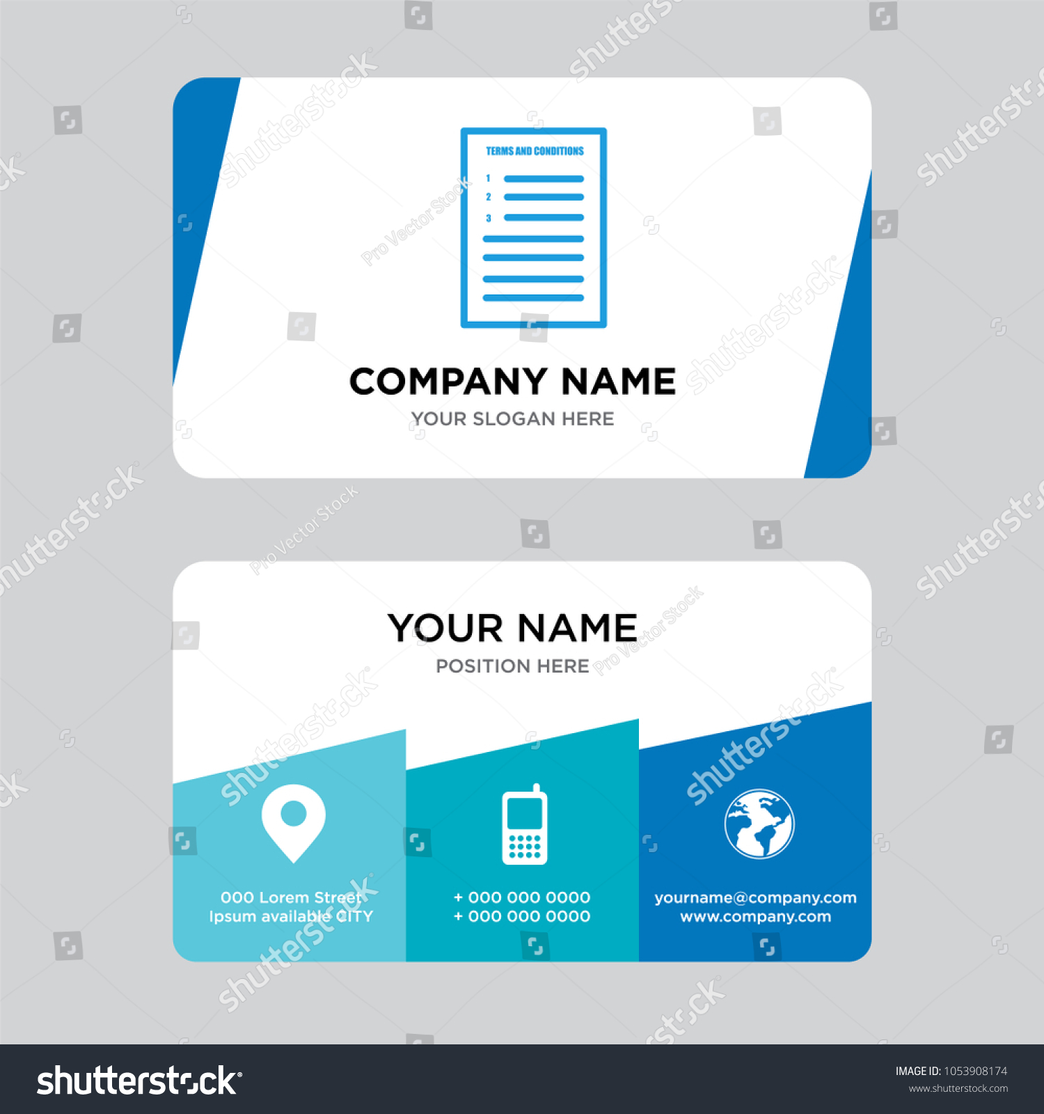 graphic design terms and conditions template