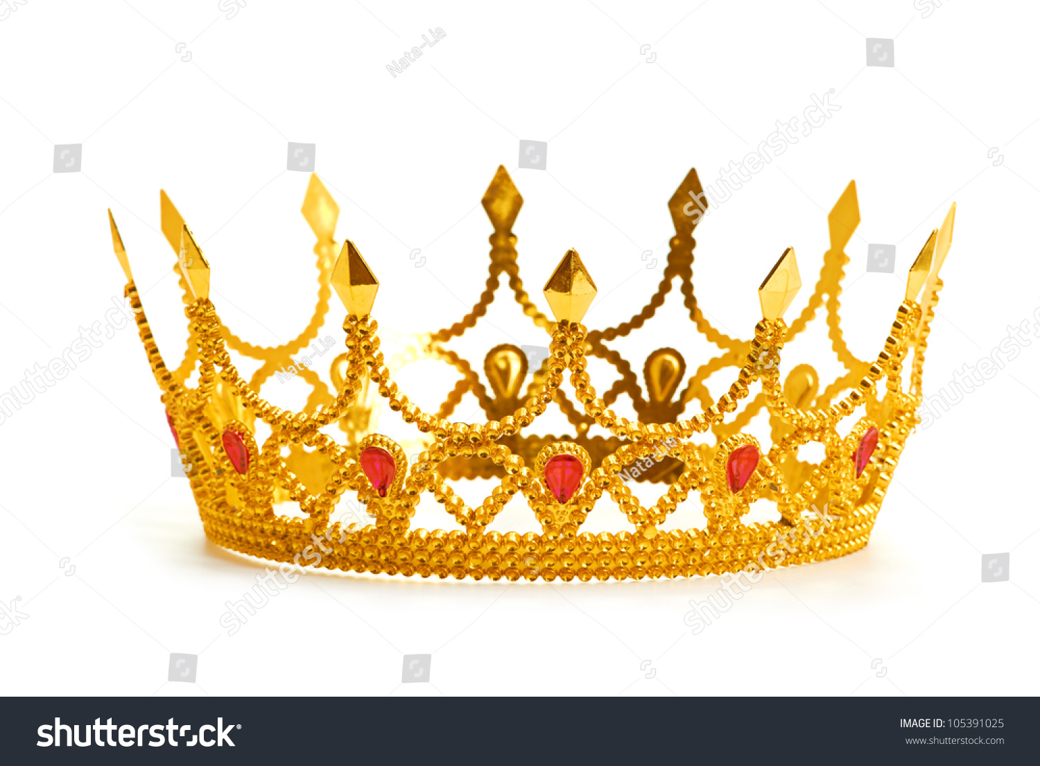 Gold crown background - photo#17