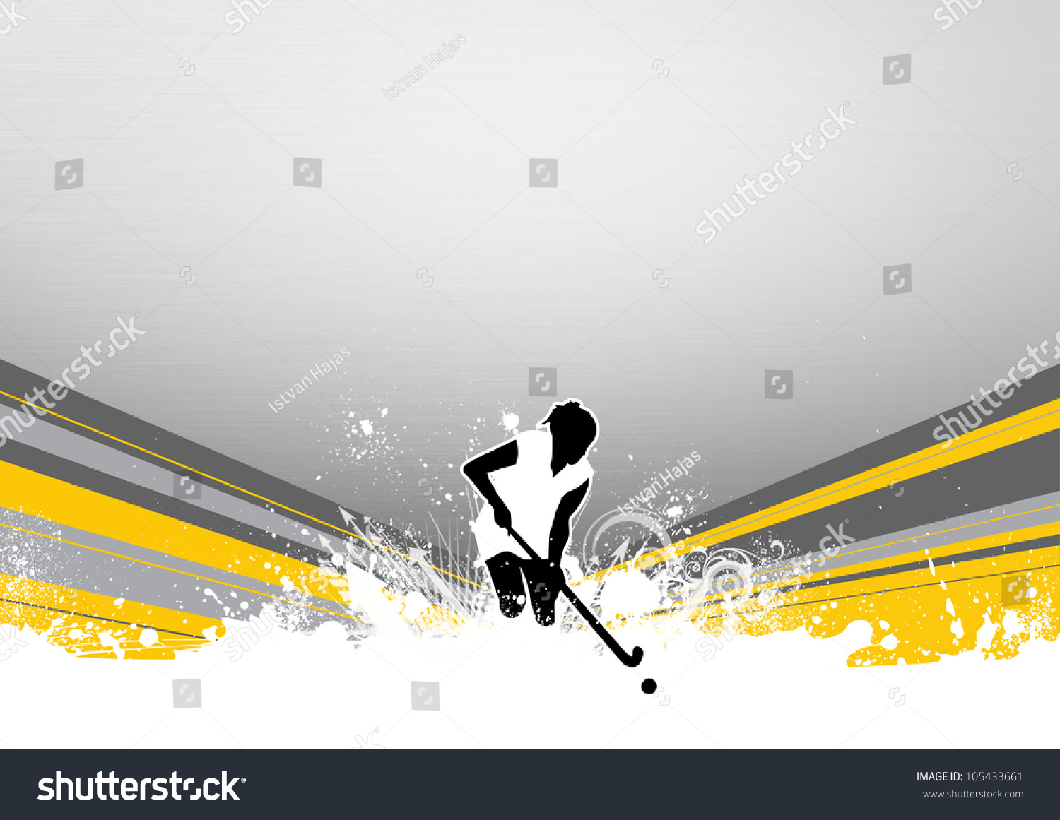 Abstract Grungy Background Volleyball Arrowhead Stock: Abstract Grunge Field Hockey Sport Background Stock