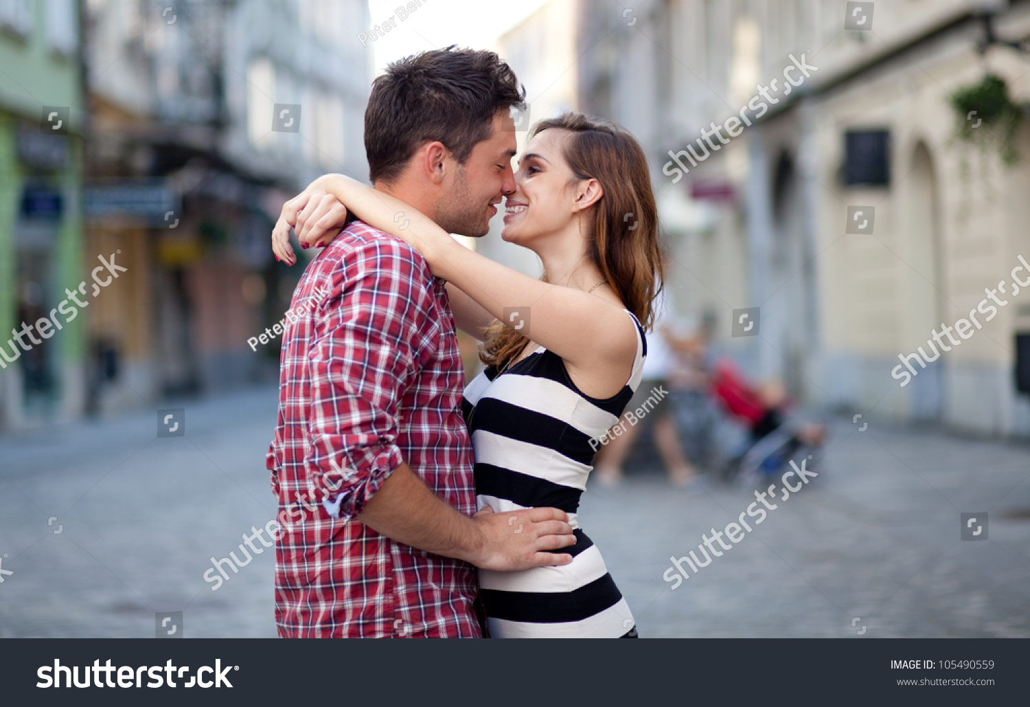 love young couple in - photo #39