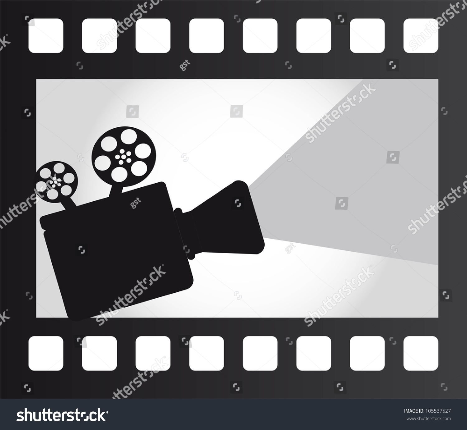 clipart of movie projector - photo #23
