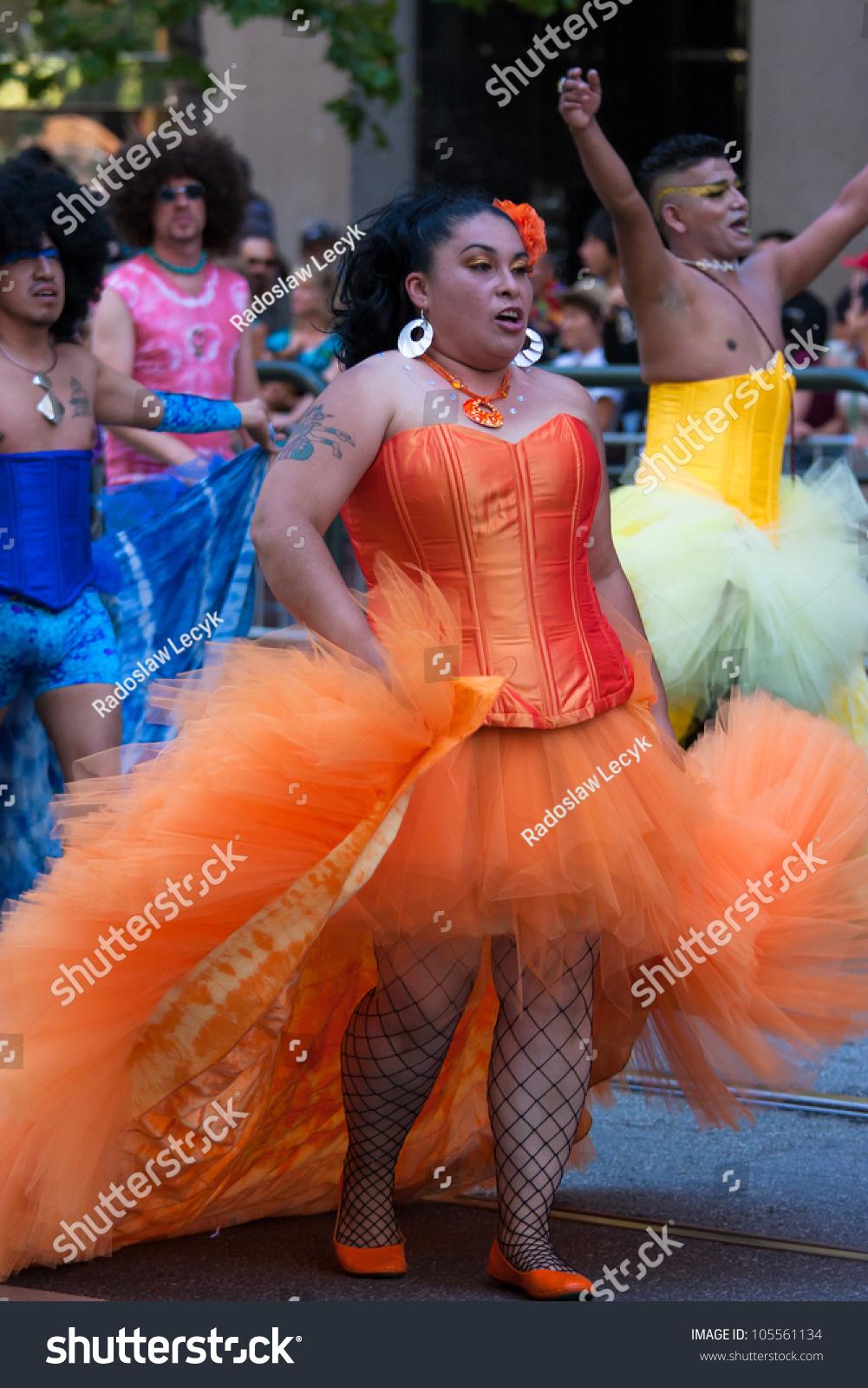 San franscisco gay pride 2010