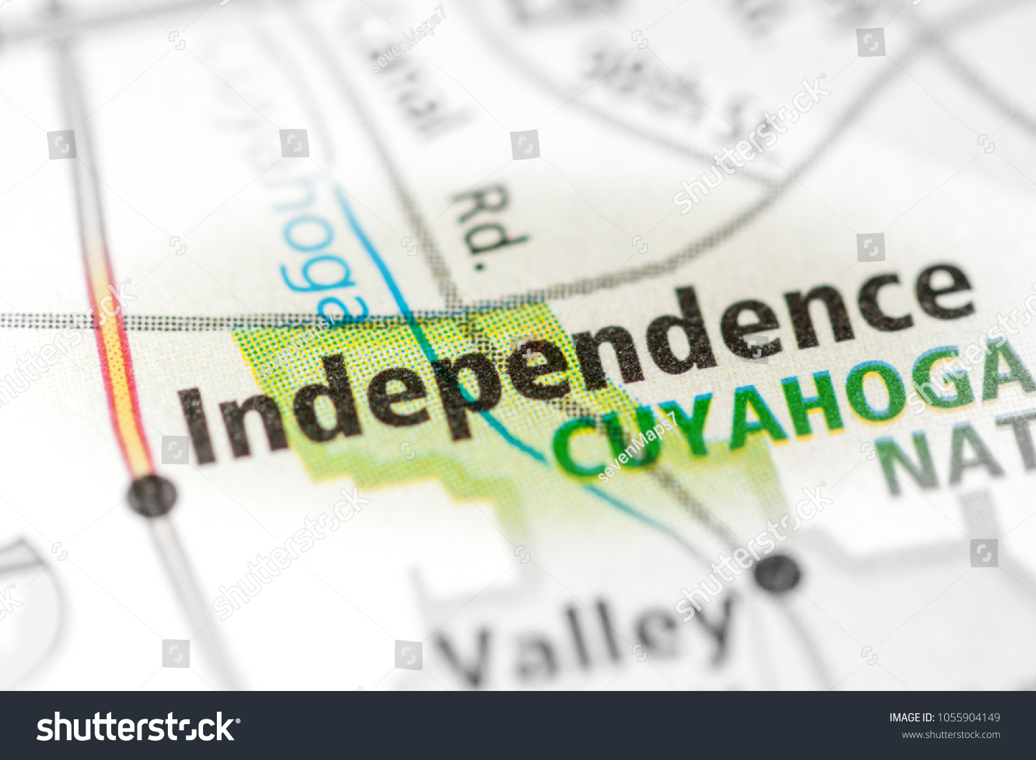 Independence Ohio Usa Stock Photo Edit Now 1055904149 Shutterstock
