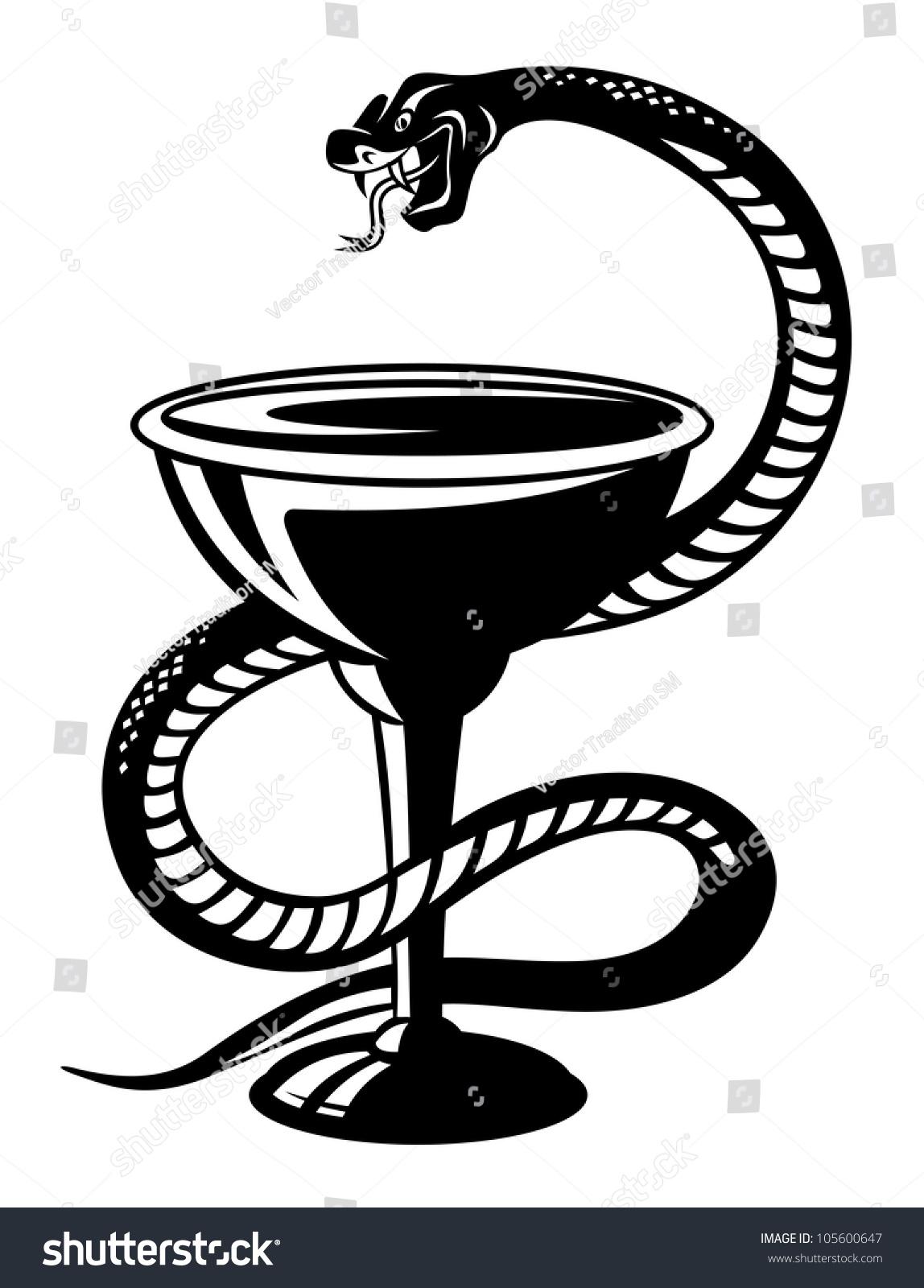 Змея символ медицины картинки 2