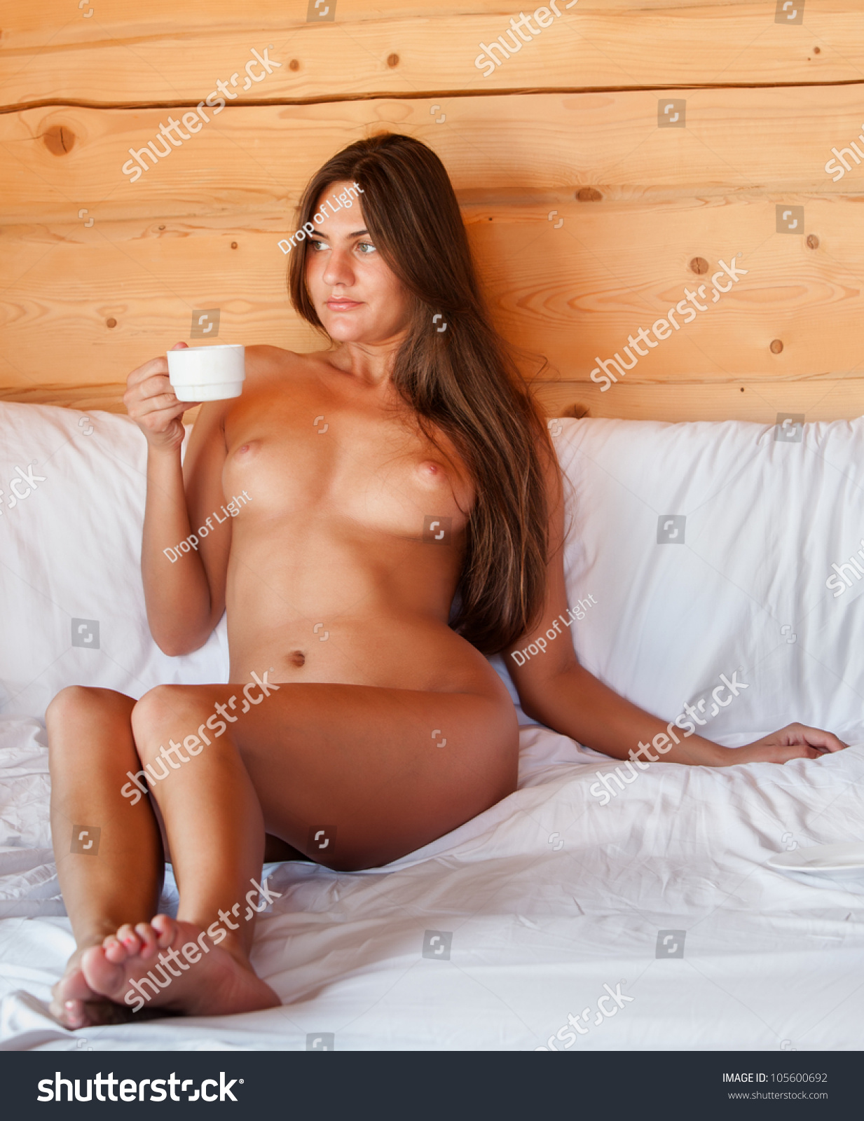 naked women drinking coffee having sex