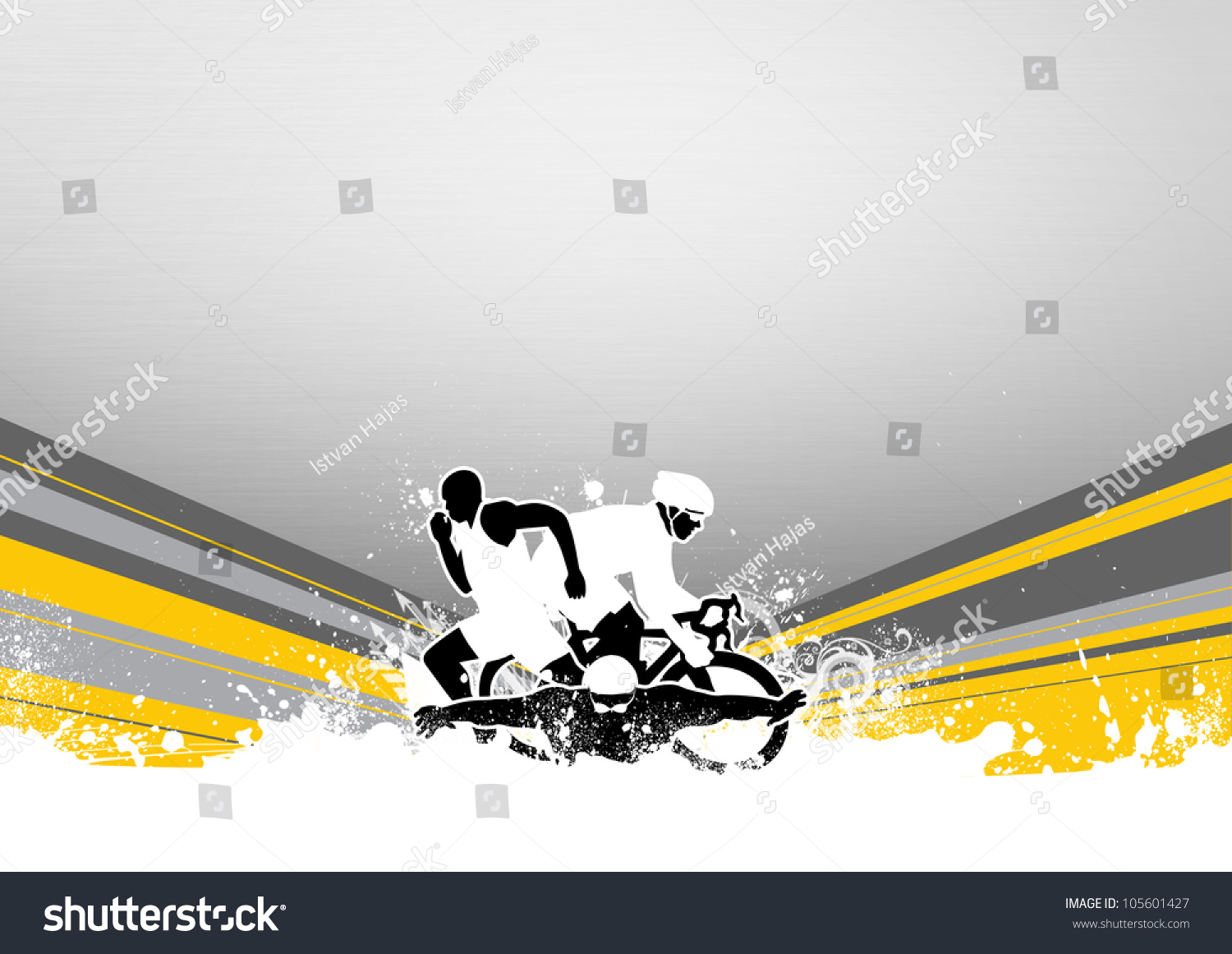 Abstract Grungy Background Volleyball Arrowhead Stock: Abstract Grunge Triathlon Sport Background Space Stock
