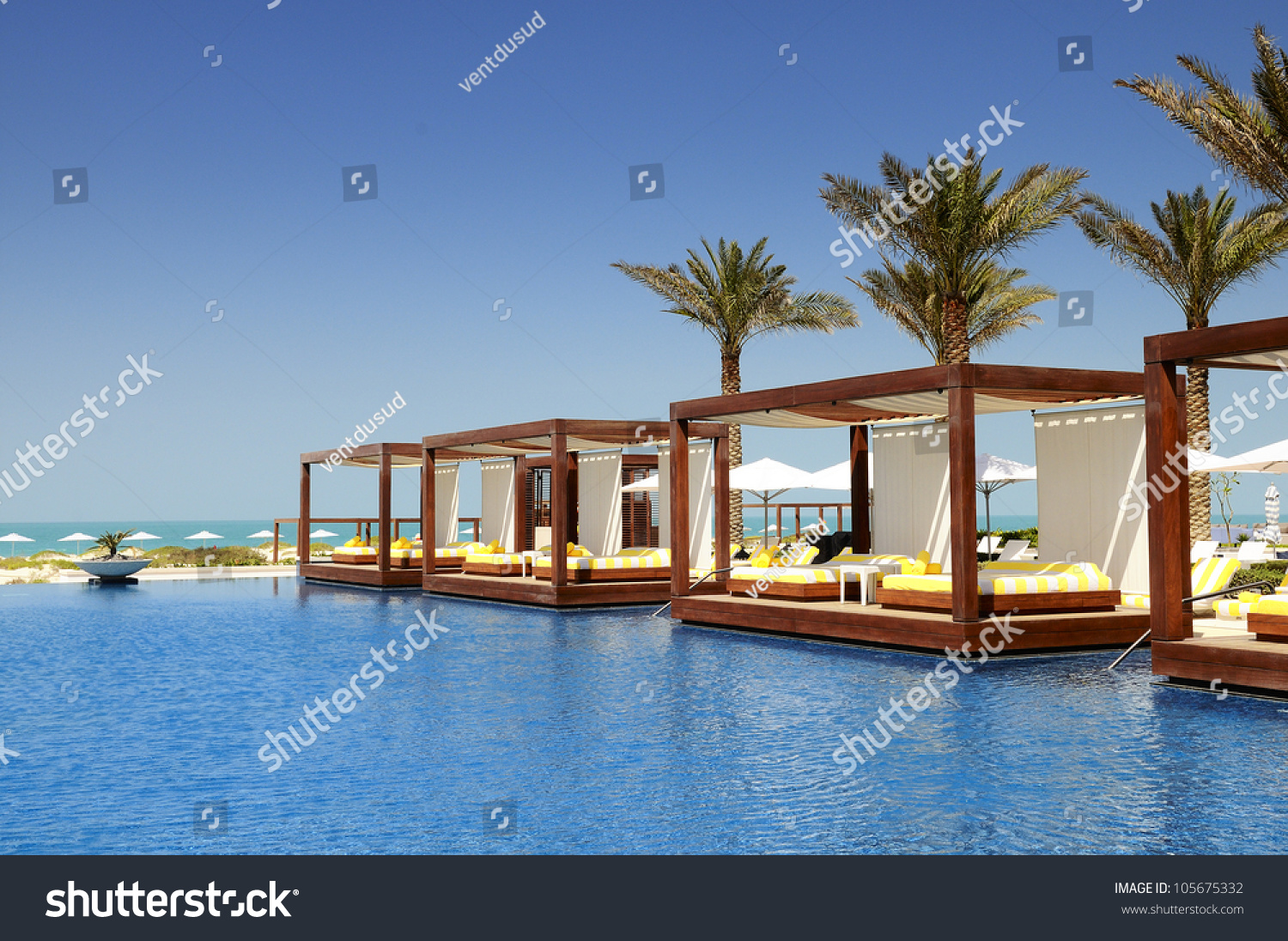 Luxury place resort spa vacations stock photo 105675332 for Luxury places