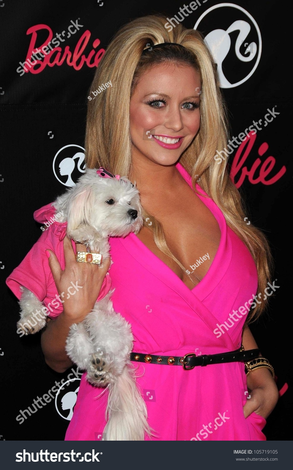 Aubrey O 39 Day At Barbie 39 S 50th Birthday Party Barbie 39 S