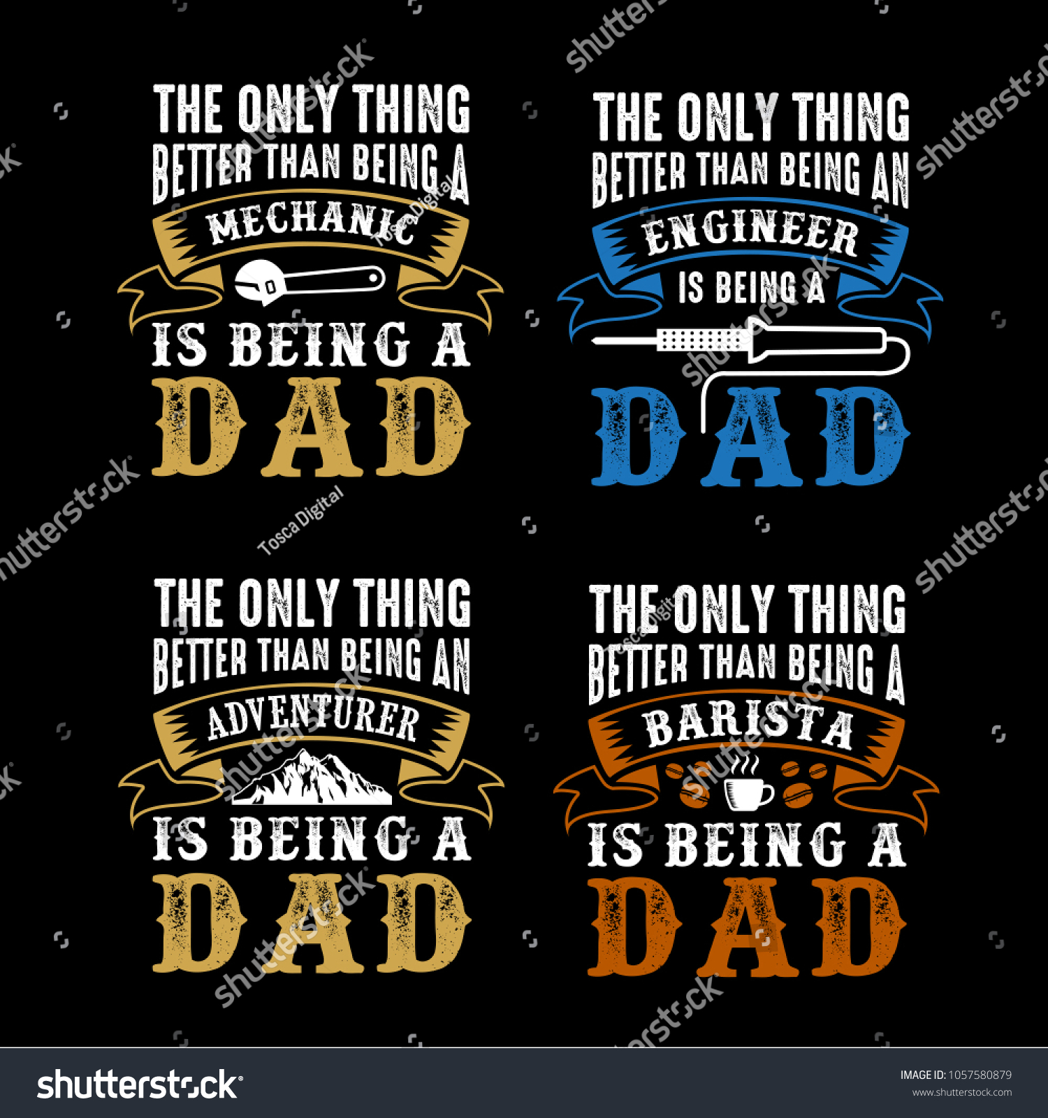 7c484e83 Father's Day Saying & quotes. Cooler Dad. 100% vector ready for print, Best  for t-shirt, sticker, poster/frame, mug, Pillow, phone & laptop cases. -  Vector