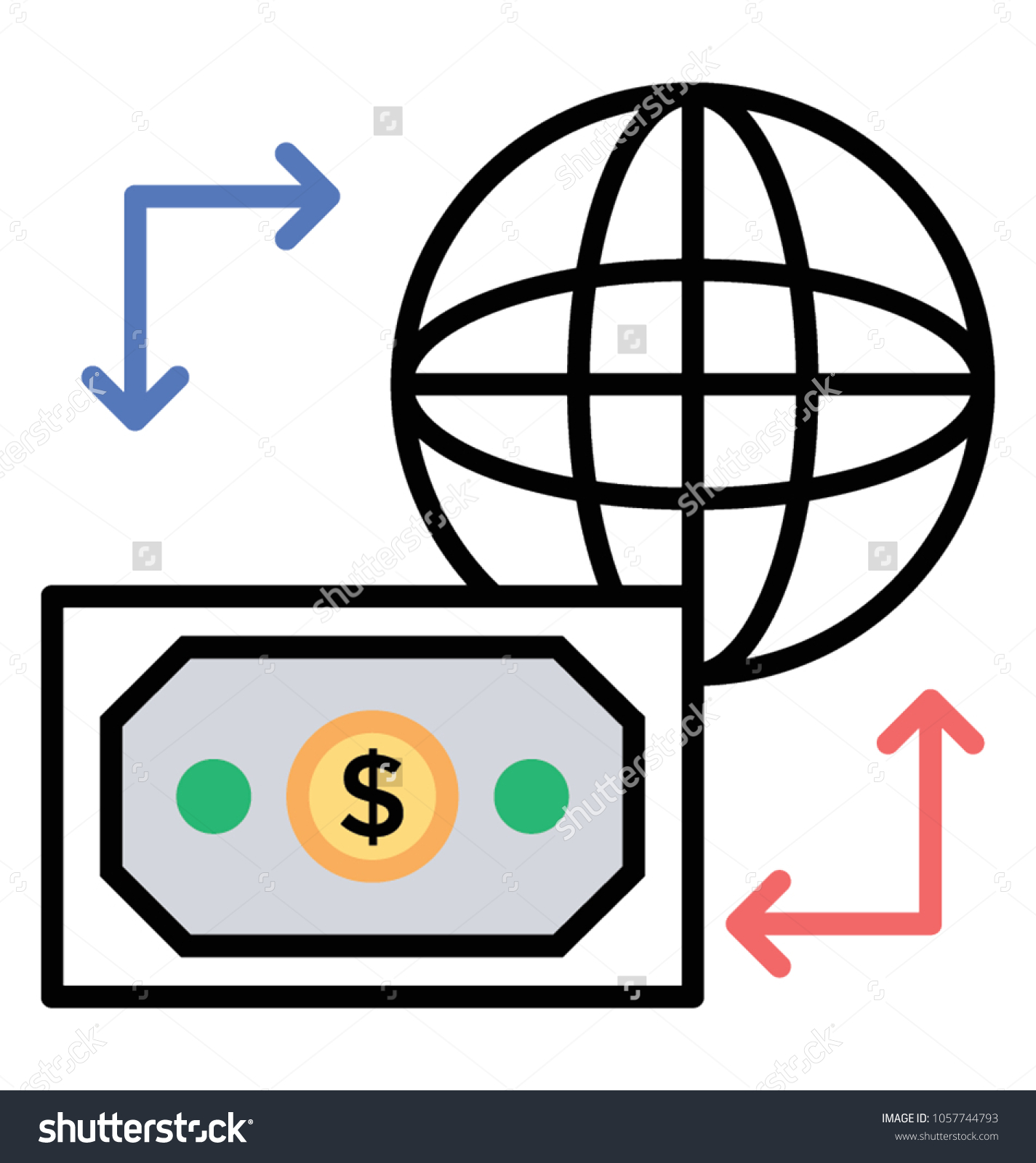 Enchanting Wire Transfer Icon Image Collection - Electrical Diagram ...