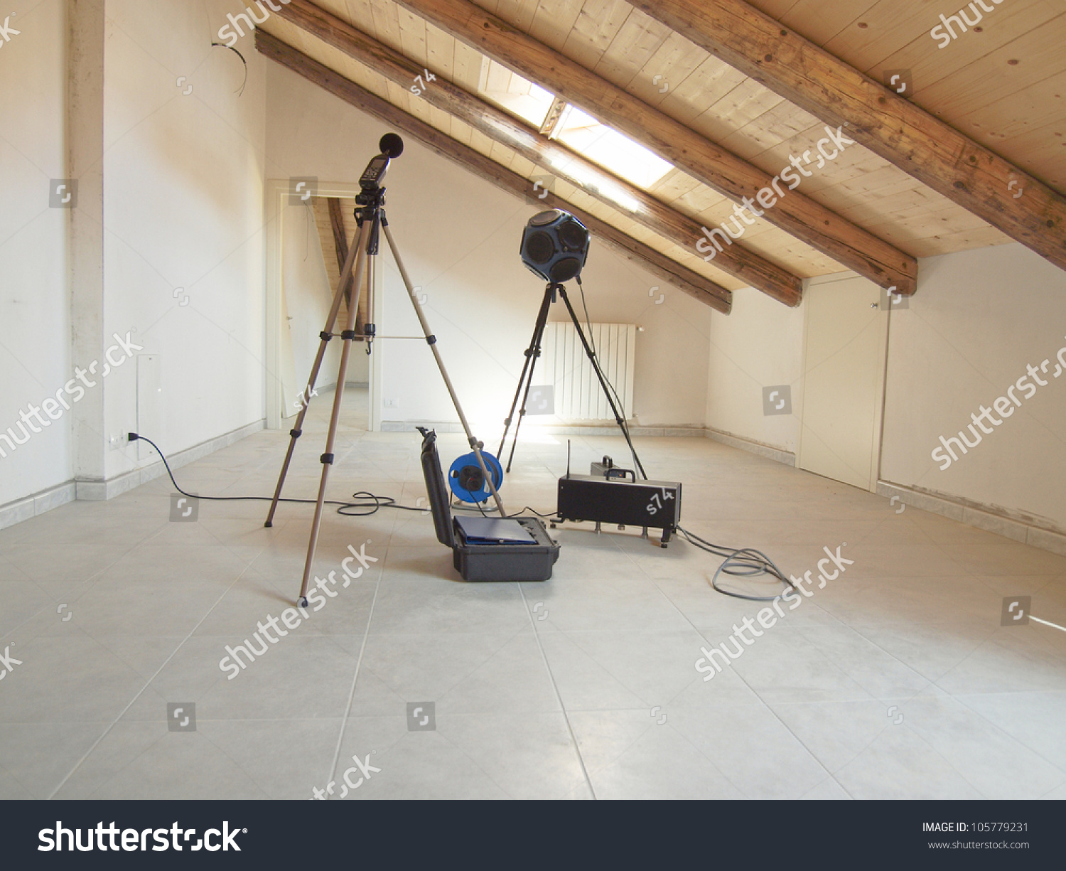 Pleasant Tool For Room Acoustics Measurement Of Omnidirectional Noise Largest Home Design Picture Inspirations Pitcheantrous