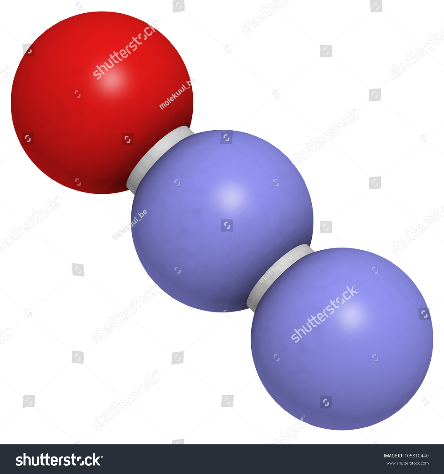 nitrous oxide n2o laughing gas sweet air molecule chemical structure this gas is used in. Black Bedroom Furniture Sets. Home Design Ideas