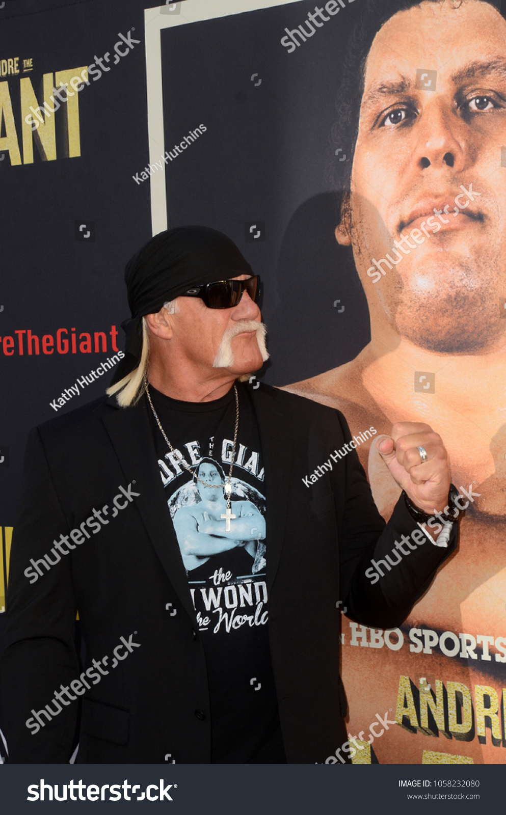 Los Angeles Feb 29 Hulk Hogan Stock Photo (Edit Now) 1058232080