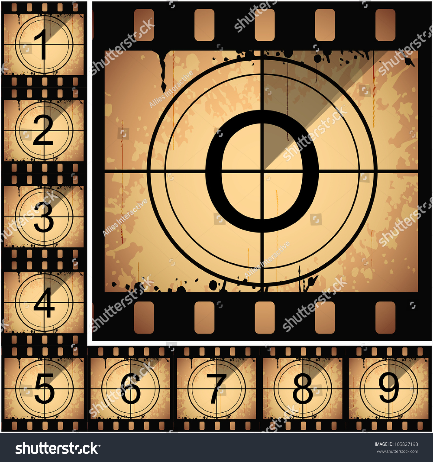 Illustration Of Film C...