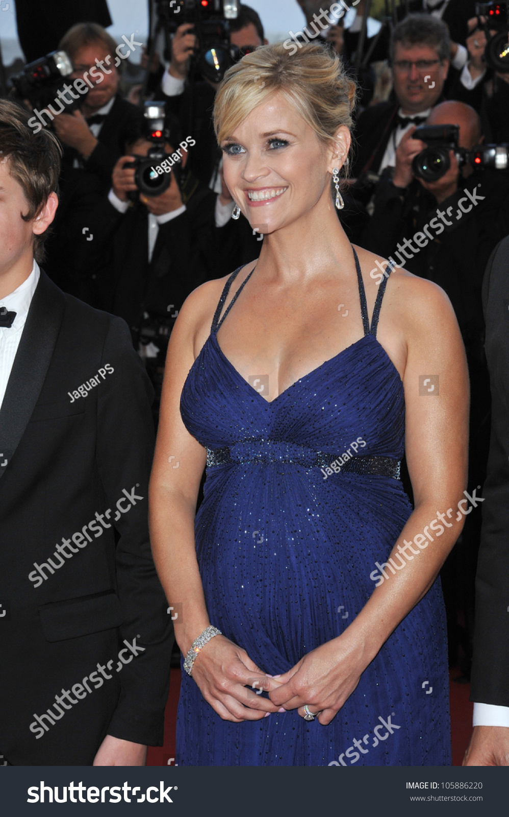 6dd9a2aaa CANNES FRANCE MAY 26 2012 Reese Stock Photo (Edit Now) 105886220 ...