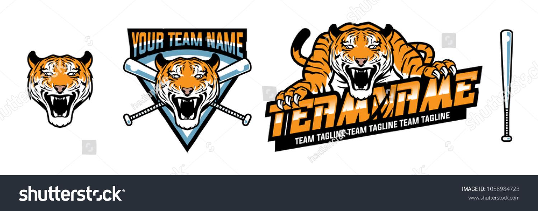 Lsu Baseball Clipart - Lsu Tiger Mascot Cartoon , Free Transparent Clipart  - ClipartKey