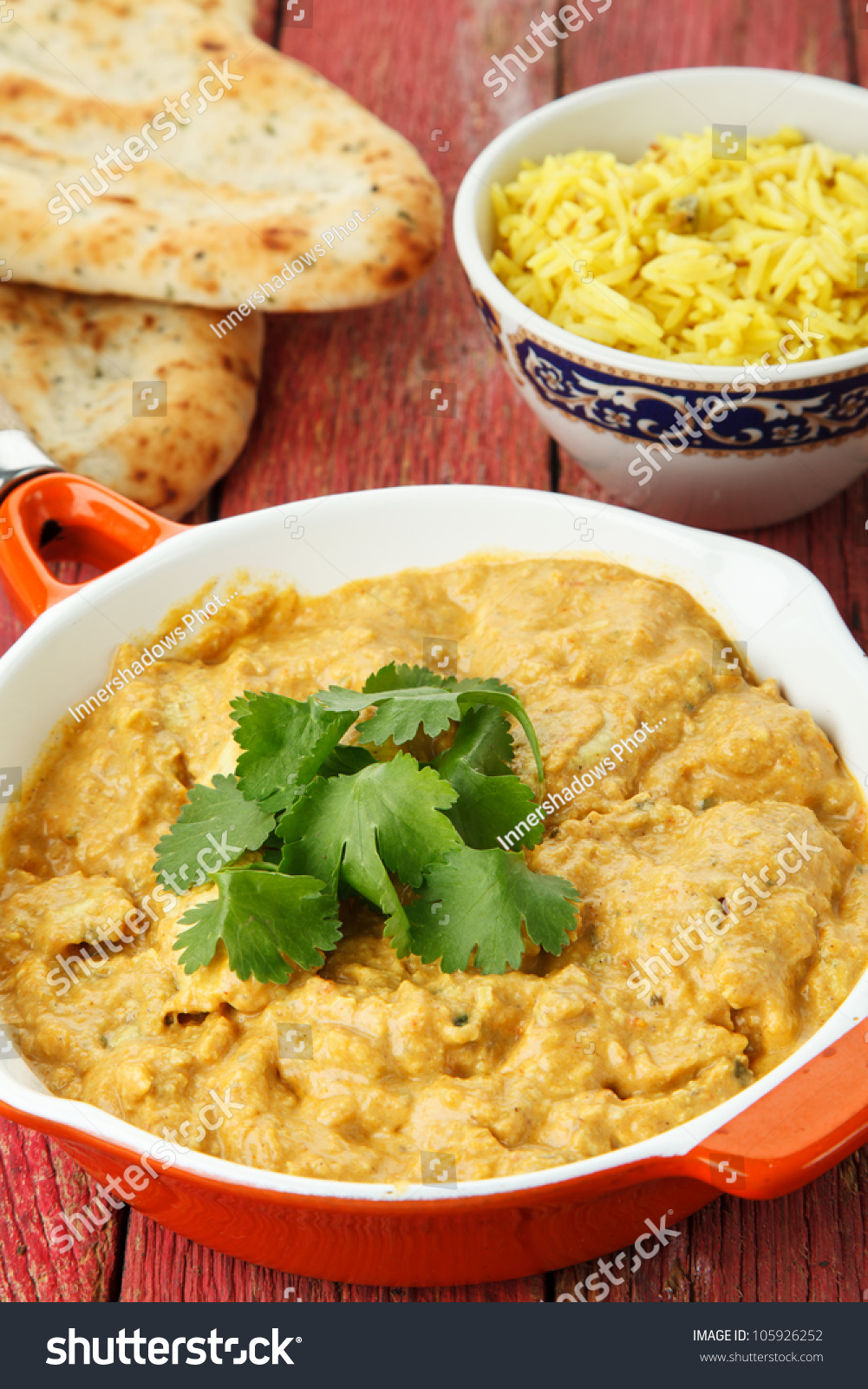 how to make indian curry rice