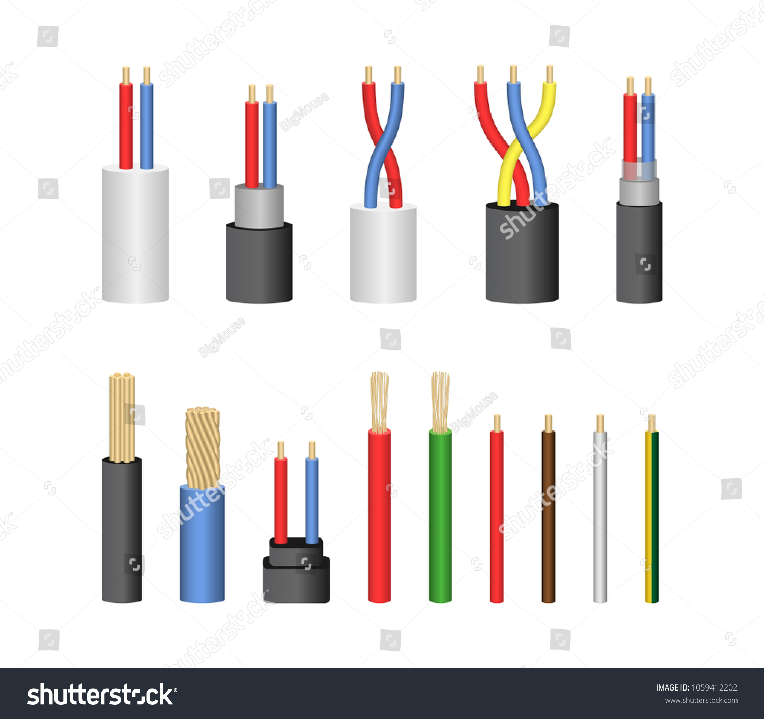 Amazing Different Types Of Power Cables Pictures Inspiration - The ...