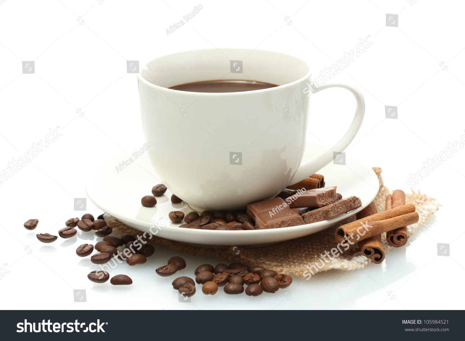 how to use cinnamon sticks in coffee