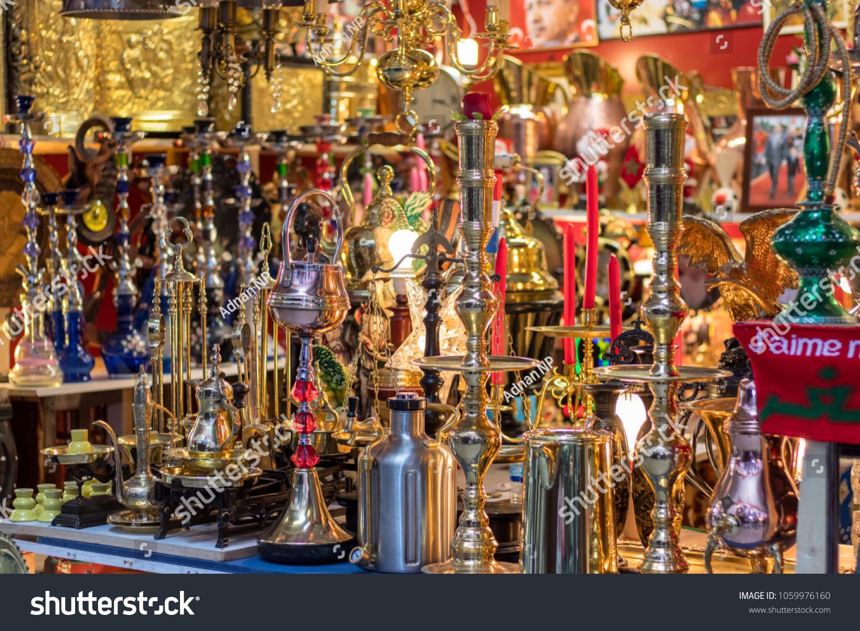 Lampen Bazaar Beverwijk : Arabic market stand stock photo edit now 1059976160 shutterstock