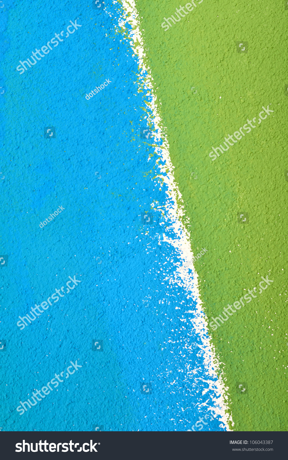 paint wall color background blue green stock photo 106043387