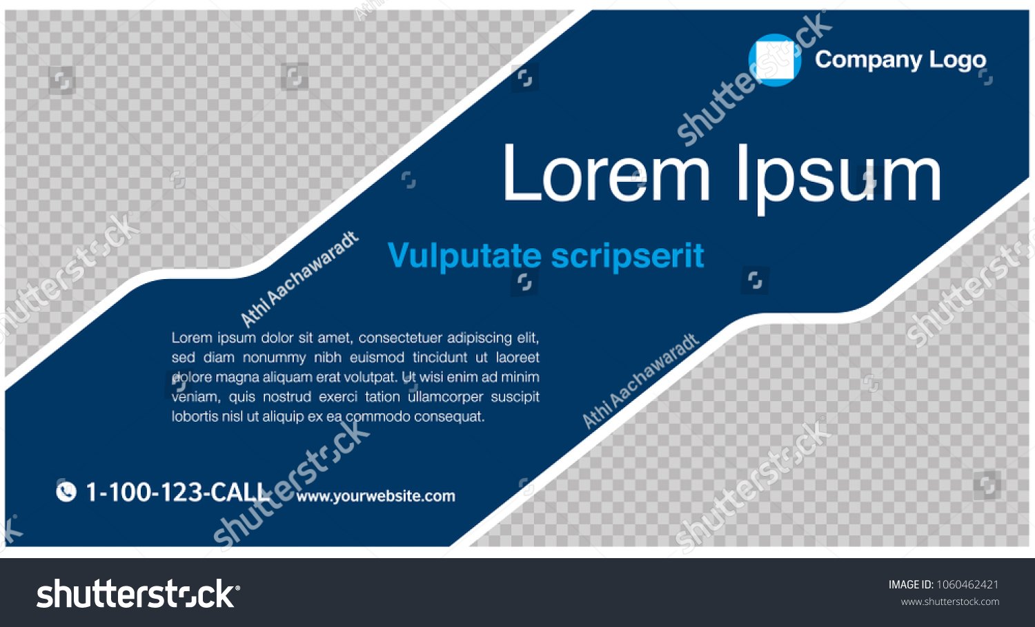 minimalist graphic design layout template advertising stock vector