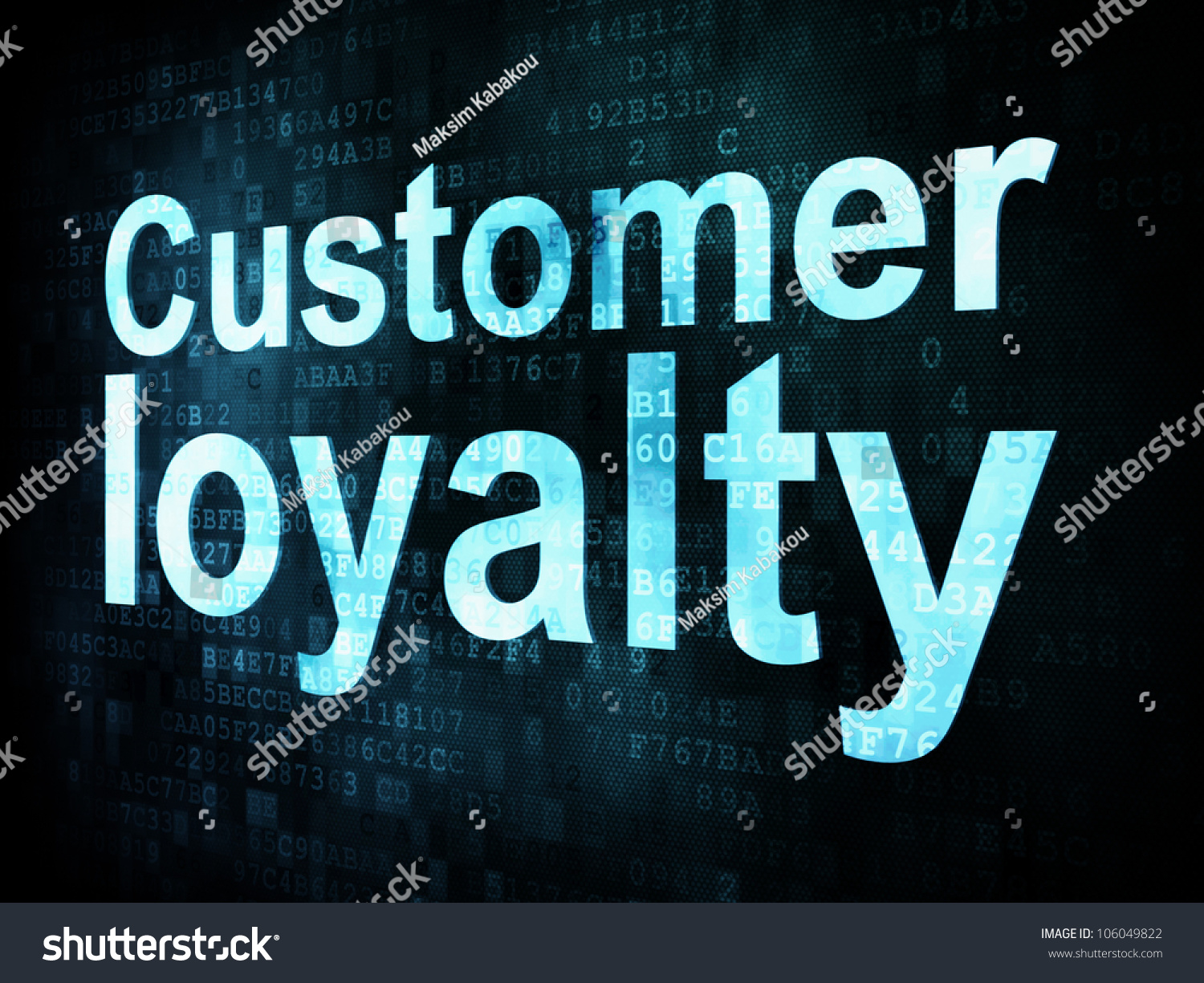 loyalty concepts marketing essay This research is being carried out to outline some of the vital concepts associated with customer-brand identification  loyalty and brand promotion - essay .