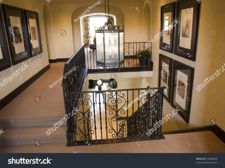 ArtStation - Modular Mansion Hallway Set, Cliff Schonewill