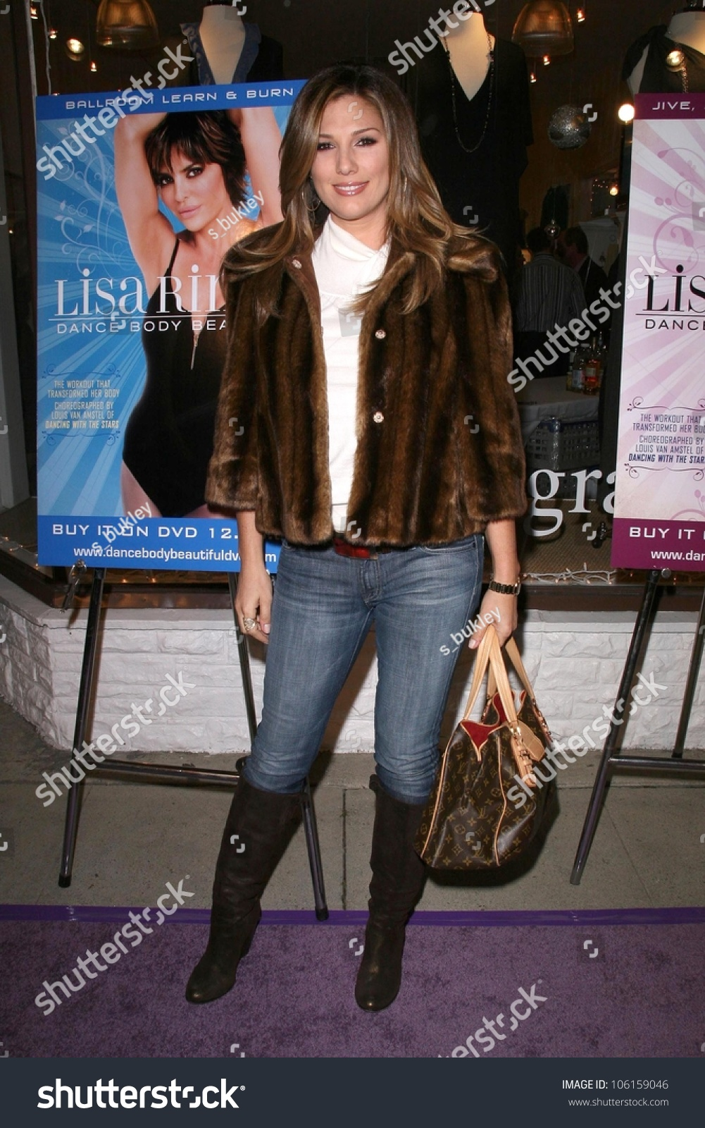 Daisy Fuentes Launch Party Dance Body Stock Photo Edit Now 106159046 Последние твиты от daisy fuentes marx (@daisyfuentes). https www shutterstock com image photo daisy fuentes launch party dance body 106159046