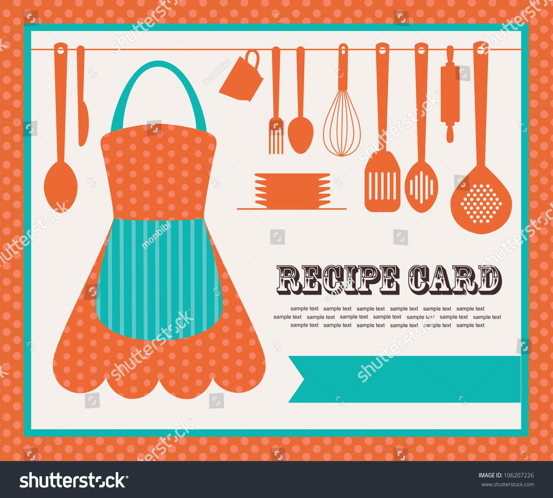 Kitchen Shower Kitchen Shower Vector Illustration Stock Vector 106207226