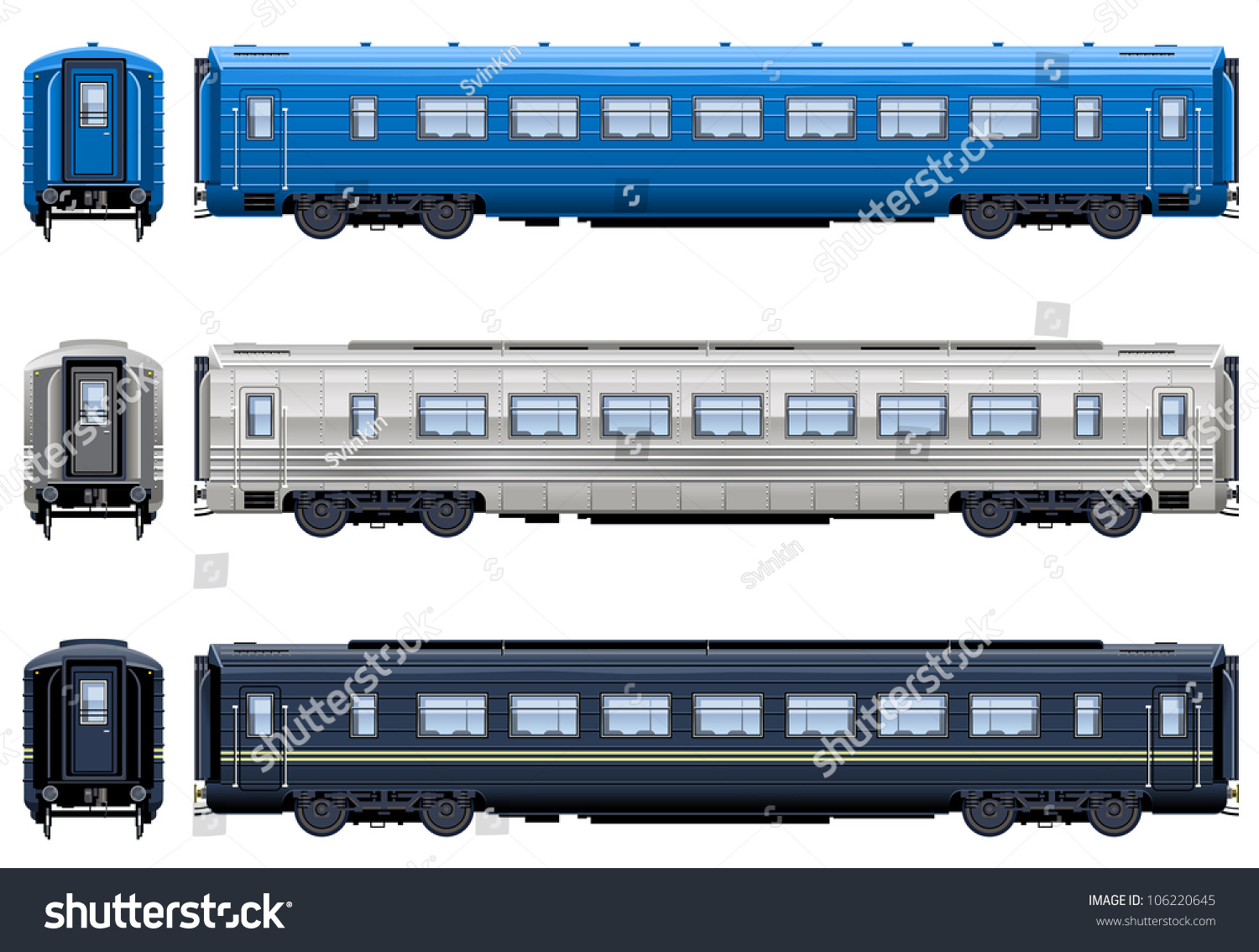 express train coach train 8 pixel stock vector 106220645 shutterstock. Black Bedroom Furniture Sets. Home Design Ideas