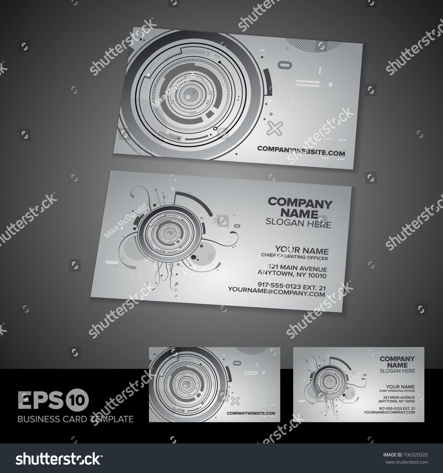 tech business card - Kardas.klmphotography.co